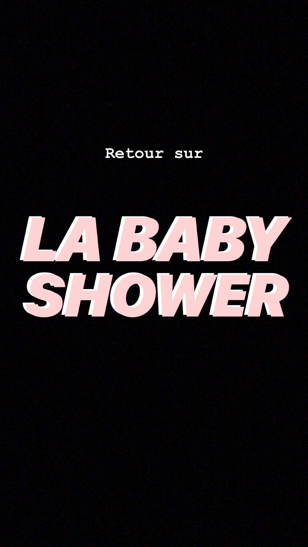 Organiser Une Baby Shower Lisa Germaneau